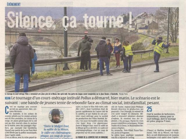 Article Ardennais Revin