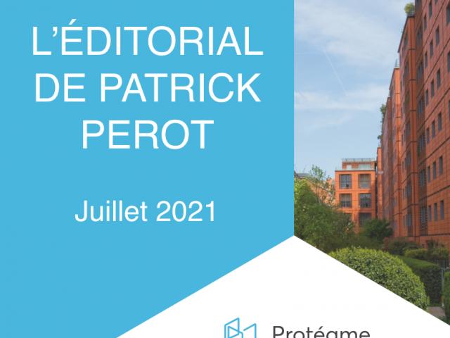 Editorial de Patrick Perot
