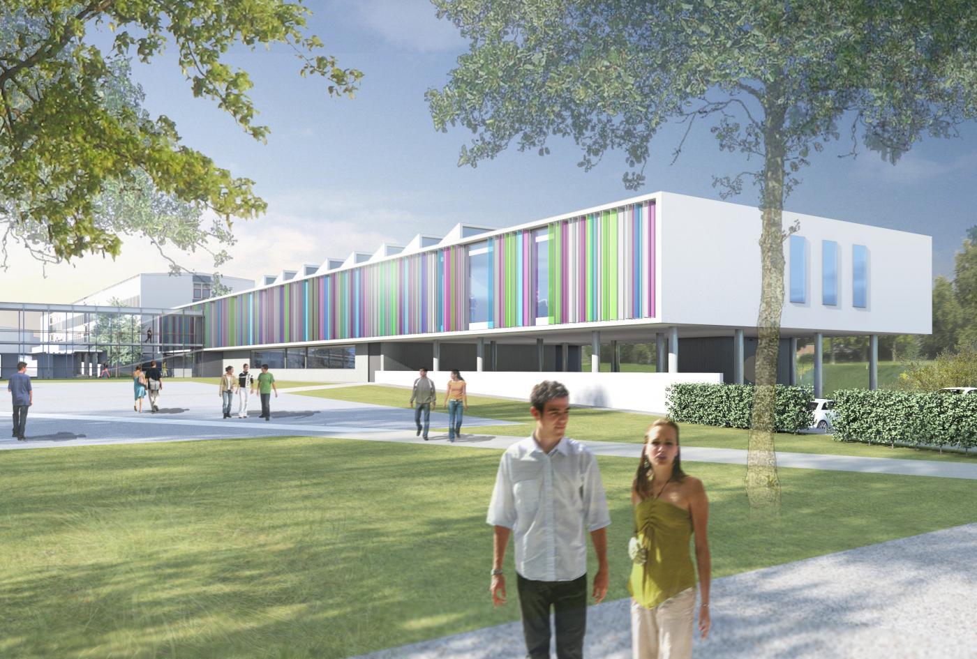 Projets - Lycée Armand Malaise