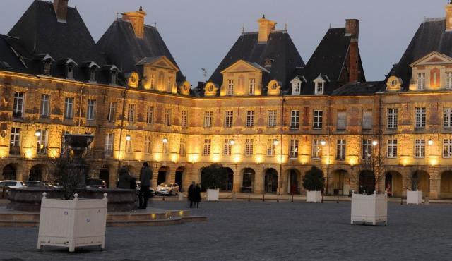 Hôtel Place Ducale