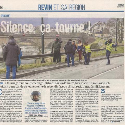 Article Ardennais Revin