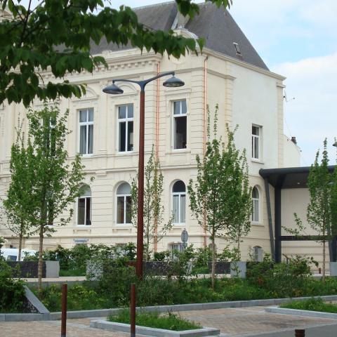 Projets - Nouzonville_Place Gambetta