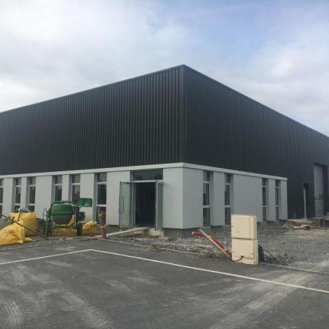 Projet - Bâtiment Bouygues Energie